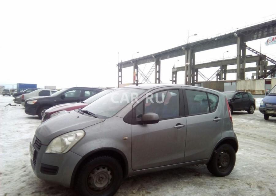 Suzuki Splash, Архангельск
