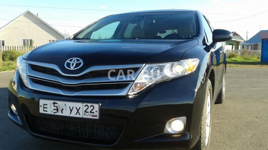 Toyota Venza, Барнаул
