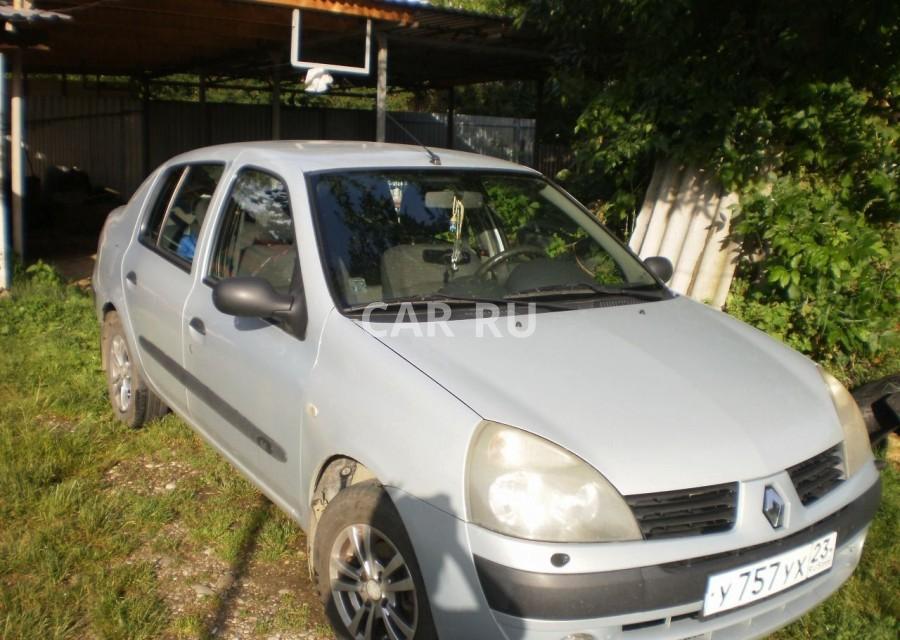 Renault Symbol, Апшеронск