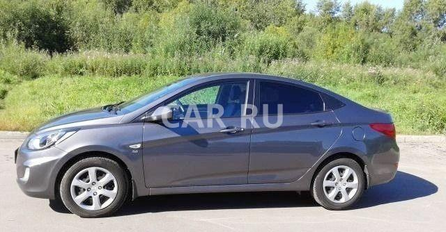 Hyundai Solaris, Архангельск