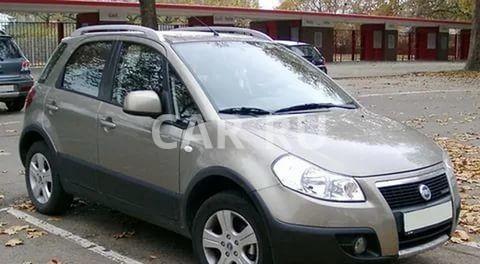 Fiat Sedici, Астрахань