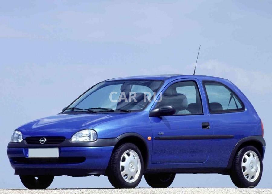 Opel Corsa, Алагир