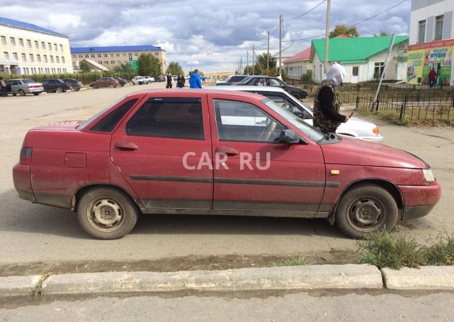 Lada 2110, Акъяр