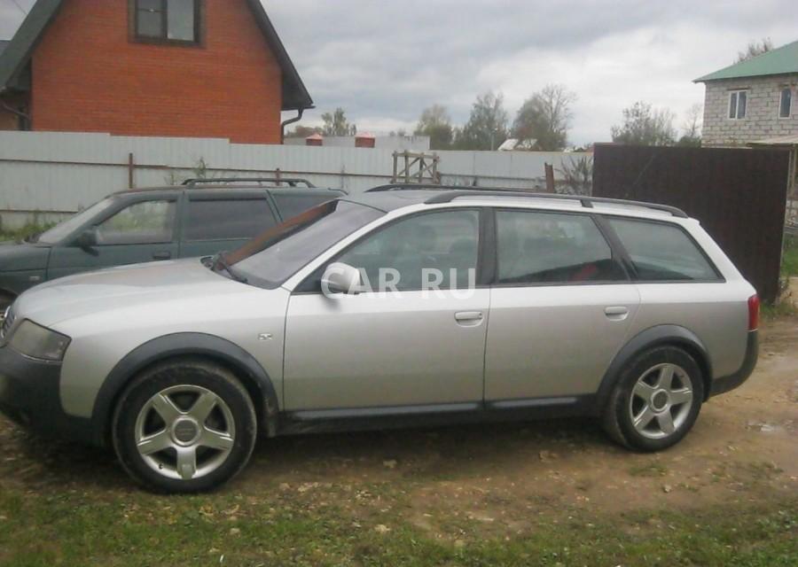 Audi Allroad, Балабаново