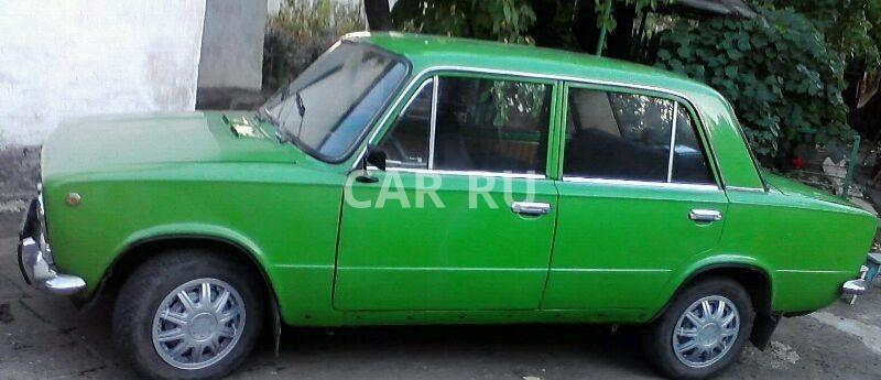 Lada 2101, Баксан
