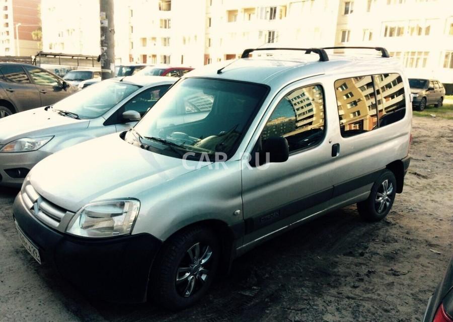 Citroen Berlingo, Архангельск