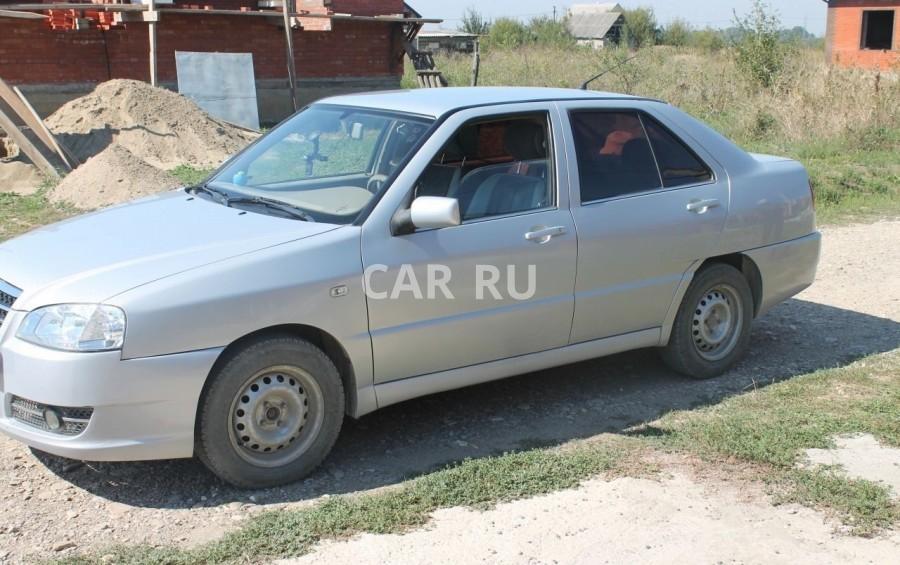 Vortex Corda, Абинск