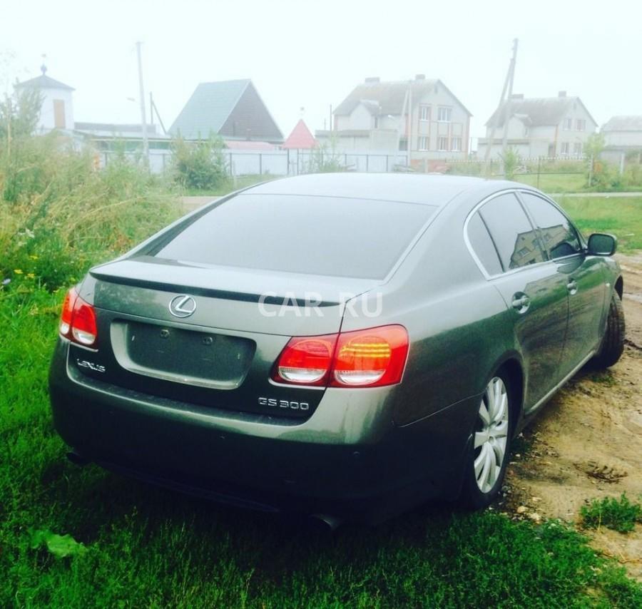 Lexus GS, Белгород