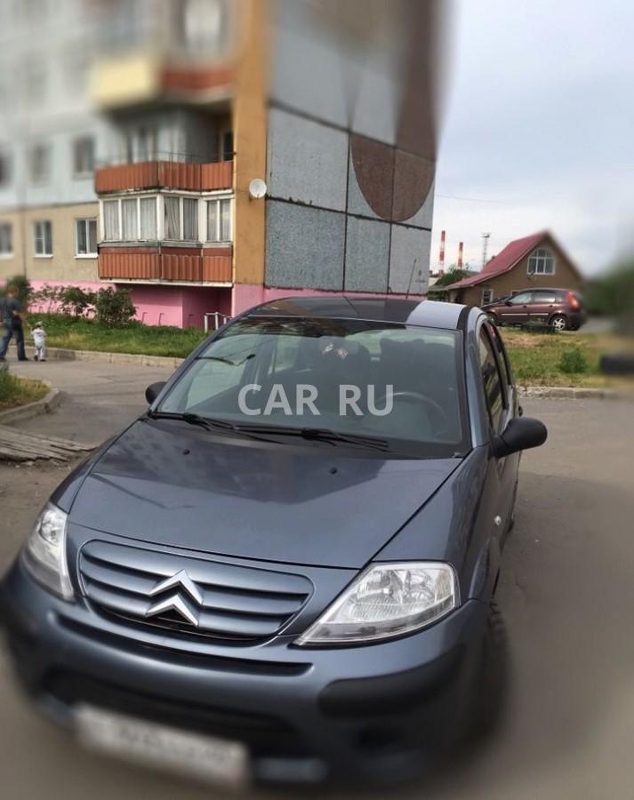 Citroen C3, Архангельск