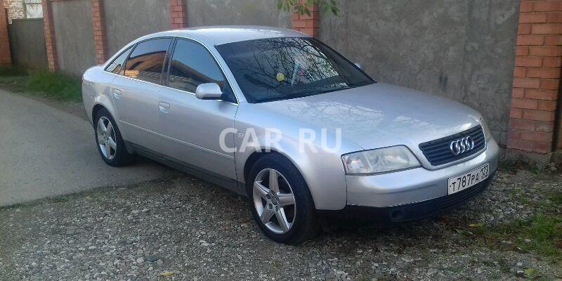 Audi A6, Апшеронск