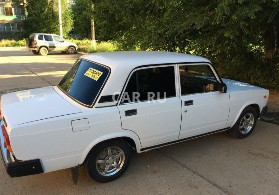 Lada 2107, Ахтубинск