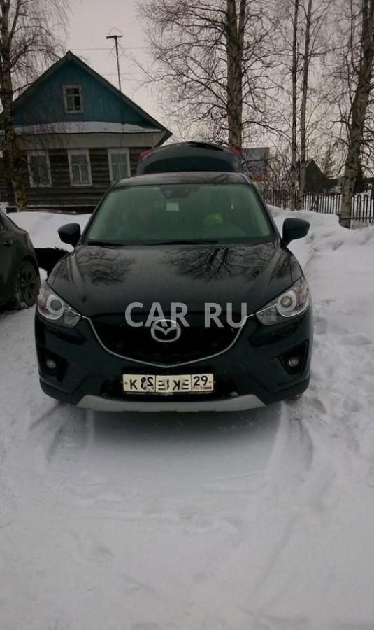 Mazda CX-5, Архангельск