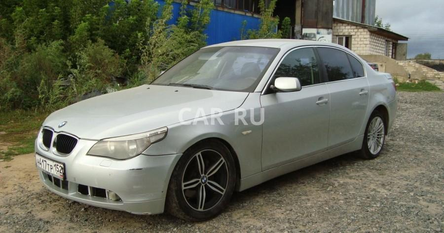 BMW 5-series, Арзамас