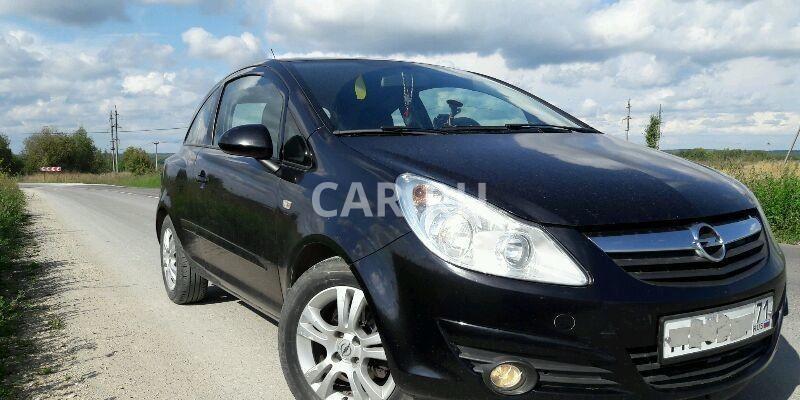 Opel Corsa, Алексин