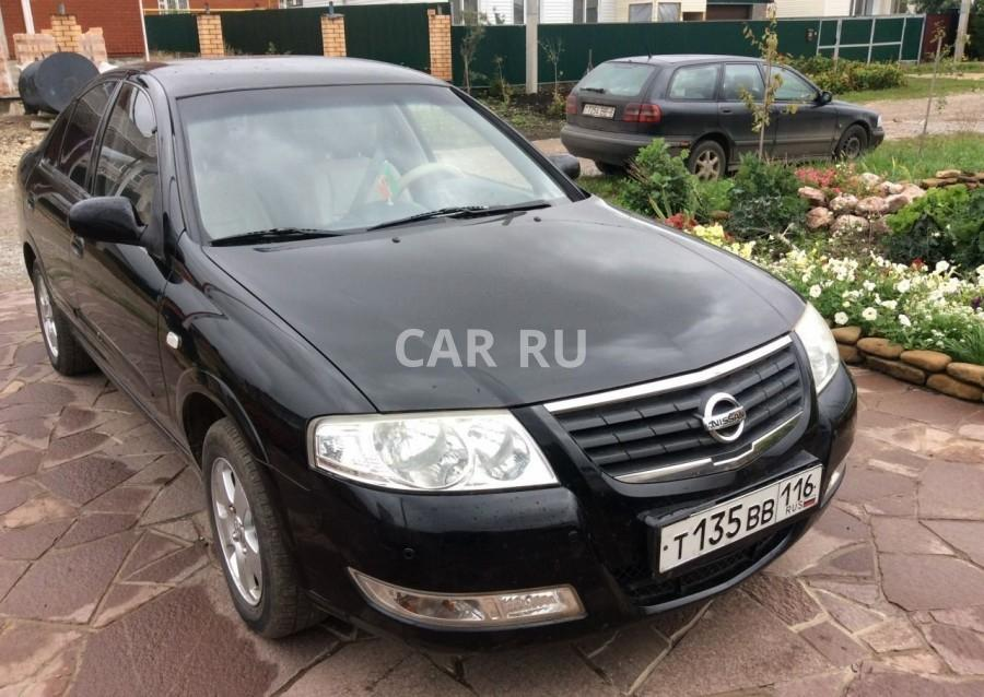 Nissan Almera, Альметьевск