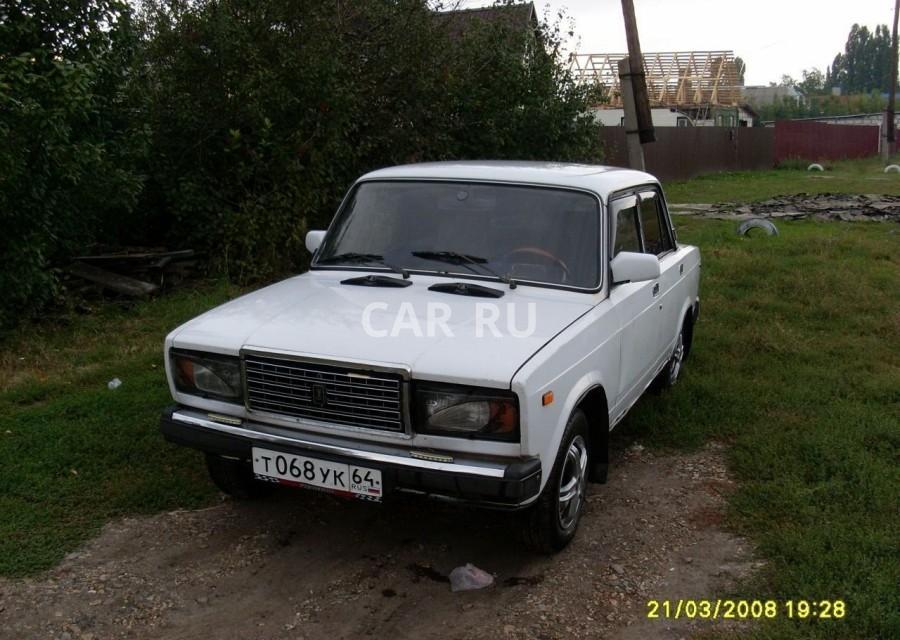 Лада 2107, Балашов