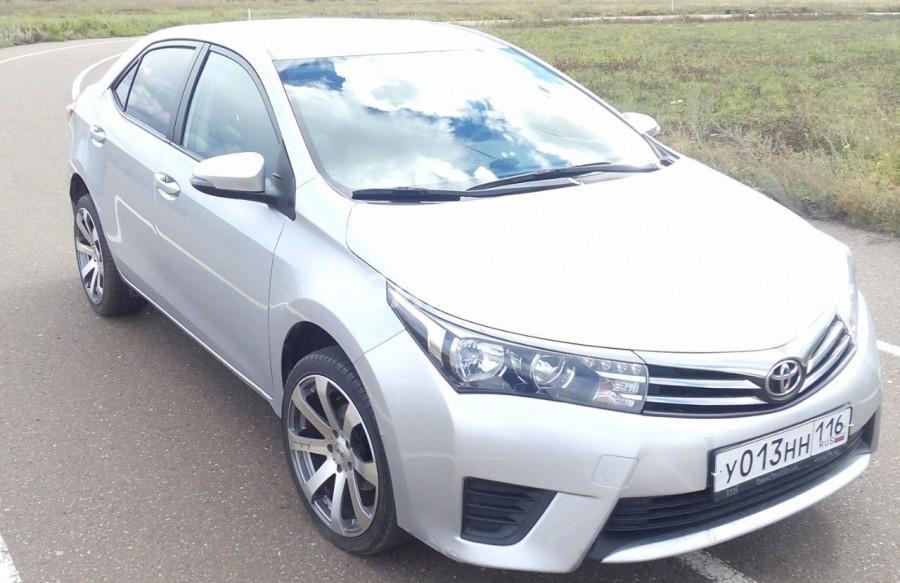 Toyota Corolla, Алексеевское