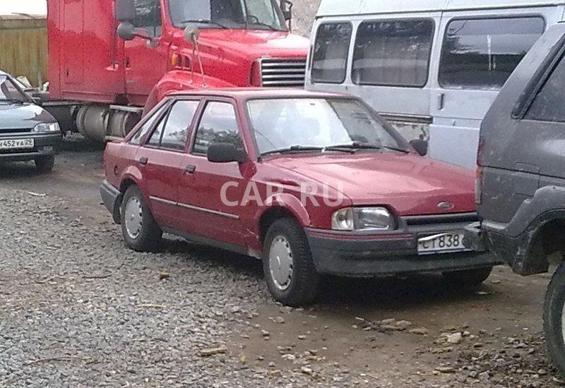 Ford Escort, Архангельск