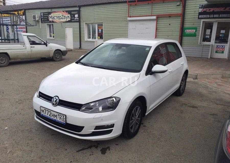 Volkswagen Golf, Анапа