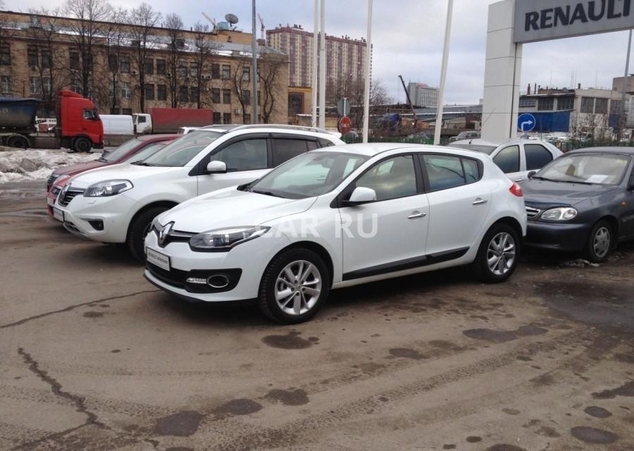 Renault Megane, Балашиха