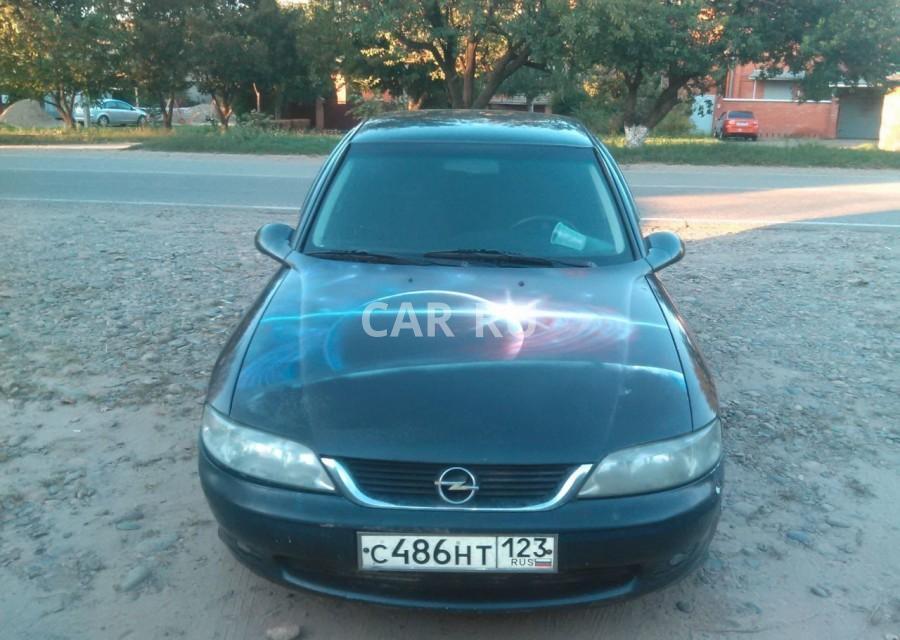 Opel Vectra, Армавир