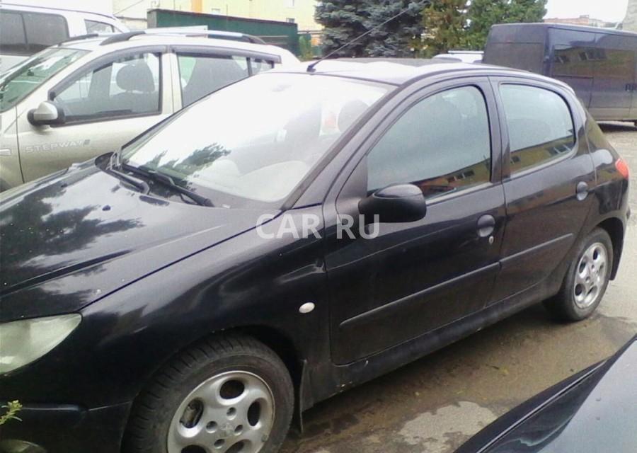Peugeot 206, Александров