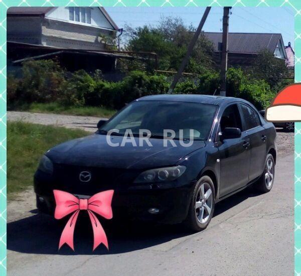 Mazda 3, Армавир