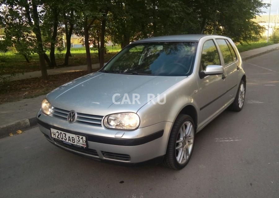 Volkswagen Golf, Белгород