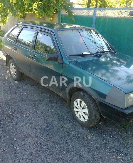 Lada 2109, Батайск