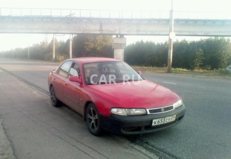 Mazda 626, Архангельск