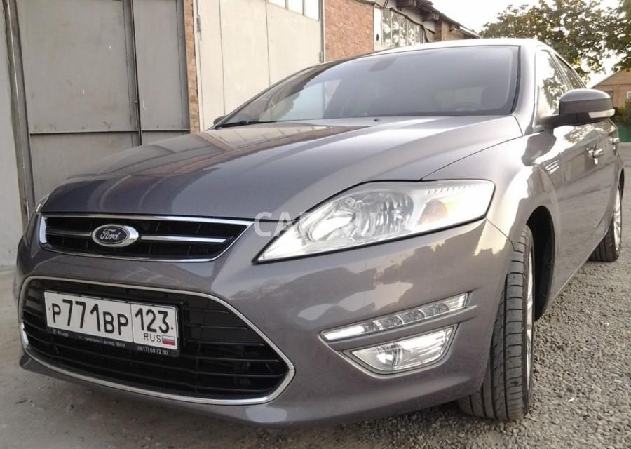 Ford Mondeo, Армавир