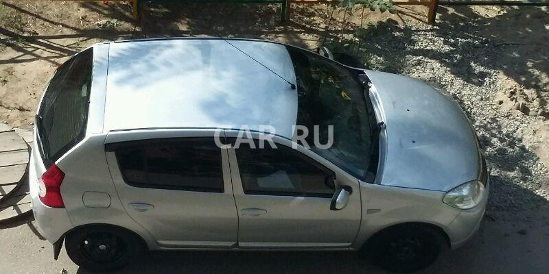Renault Sandero, Астрахань