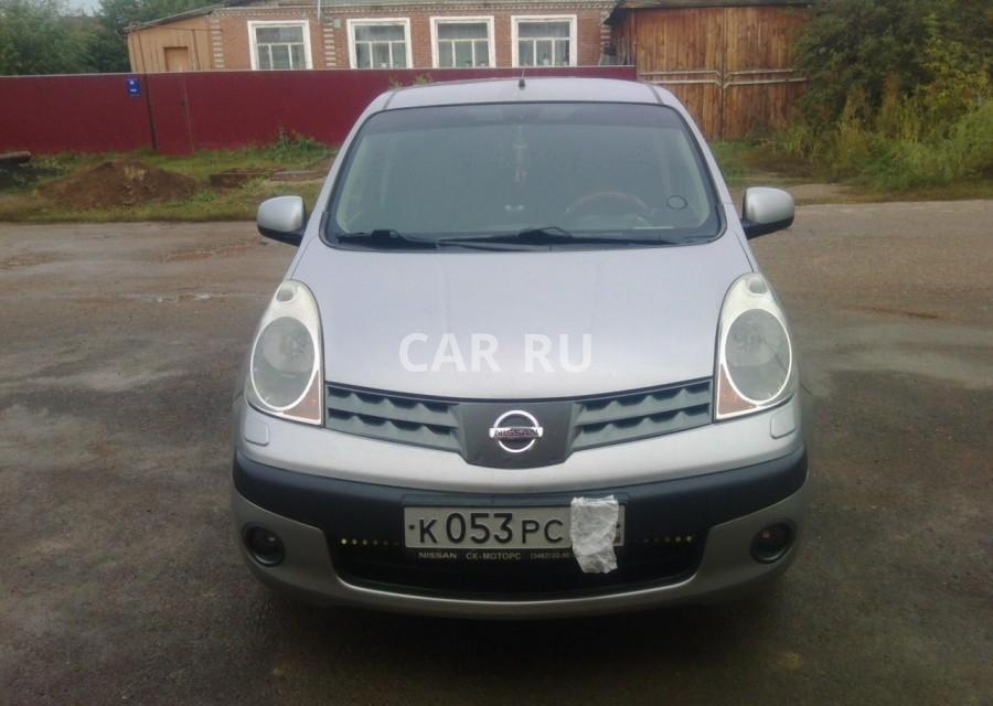 Nissan Note, Белебей