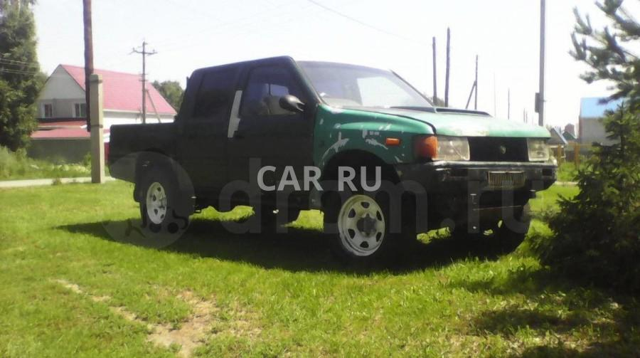 Isuzu Rodeo, Барнаул