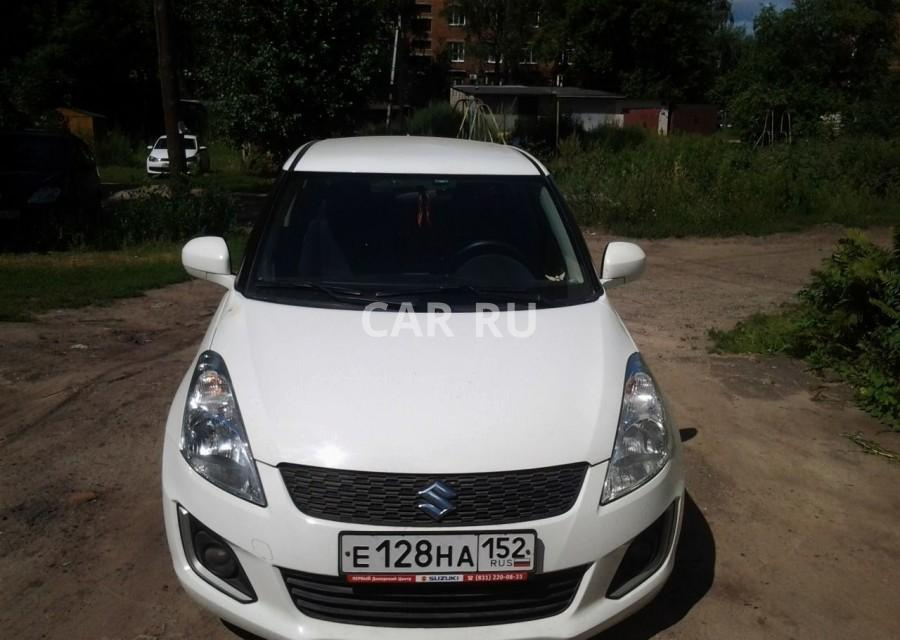Suzuki Swift, Балахна
