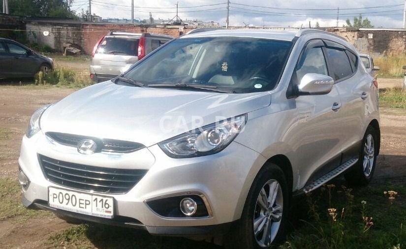 Hyundai ix35, Альметьевск