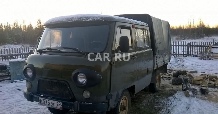Уаз 3909, Архангельск