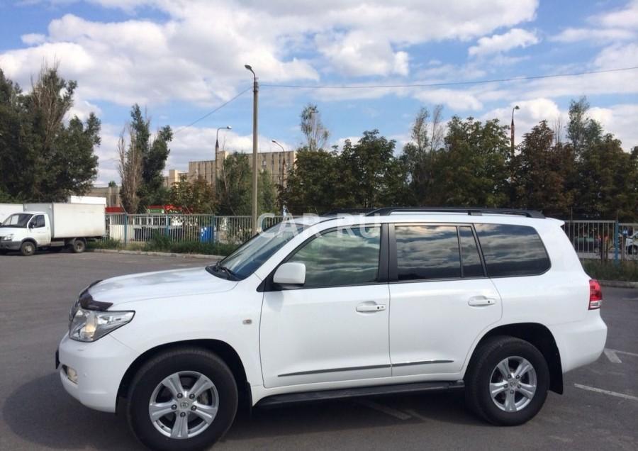Toyota Land Cruiser, Аксай