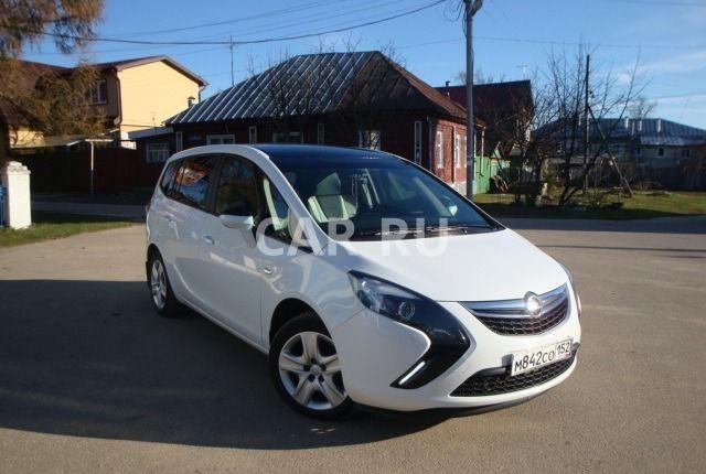 Opel Zafira Family, Арзамас