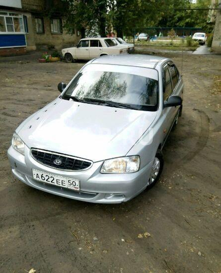 Hyundai Accent, Аткарск