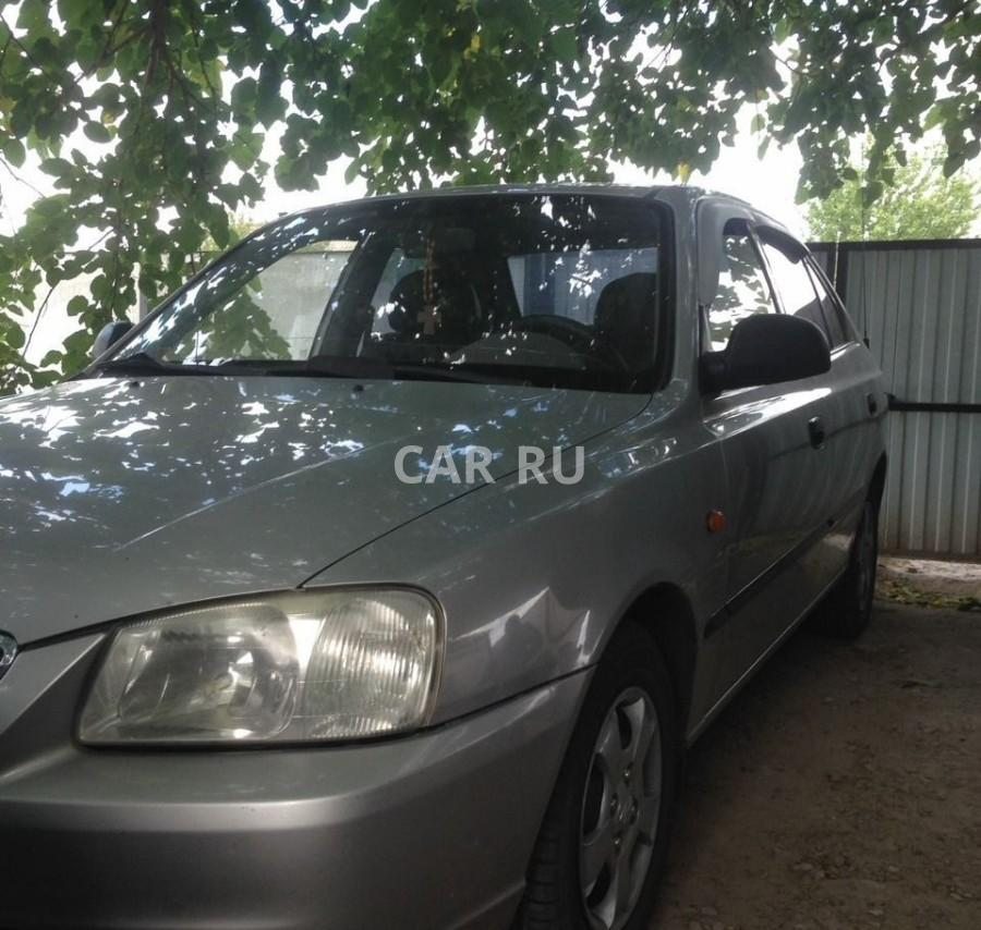 Hyundai Accent, Багаевская