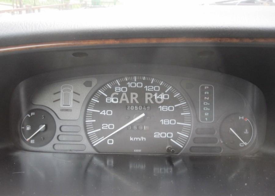Honda Shuttle, Архангельск
