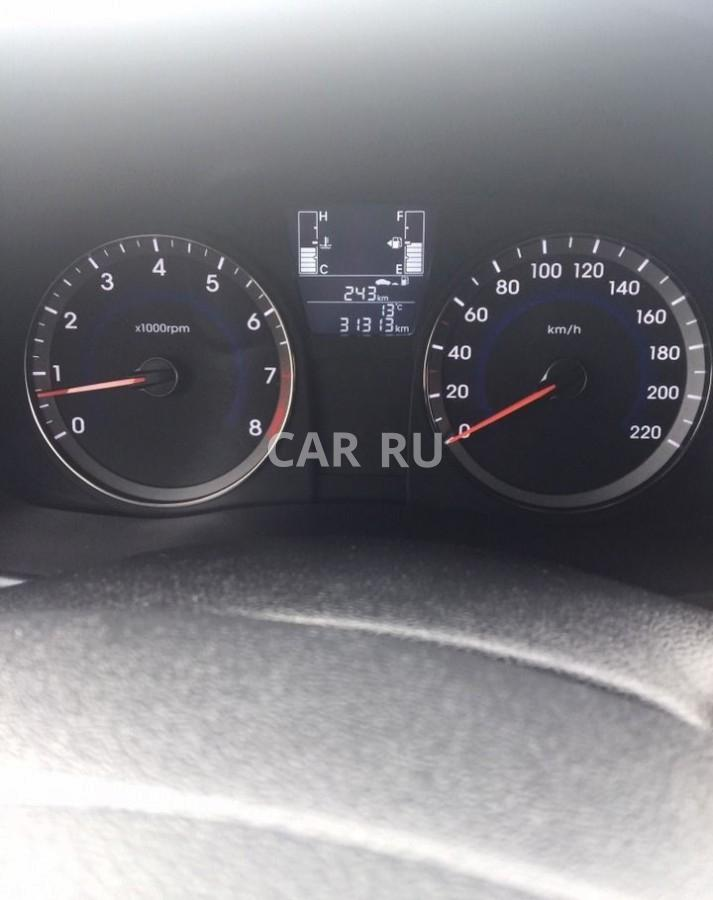 Hyundai Solaris, Апатиты