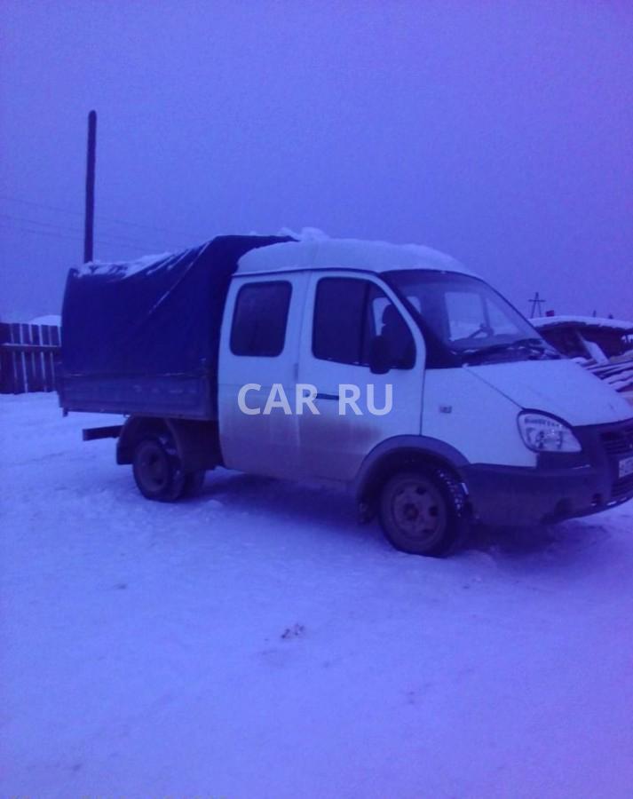 Газ 33023, Алапаевск