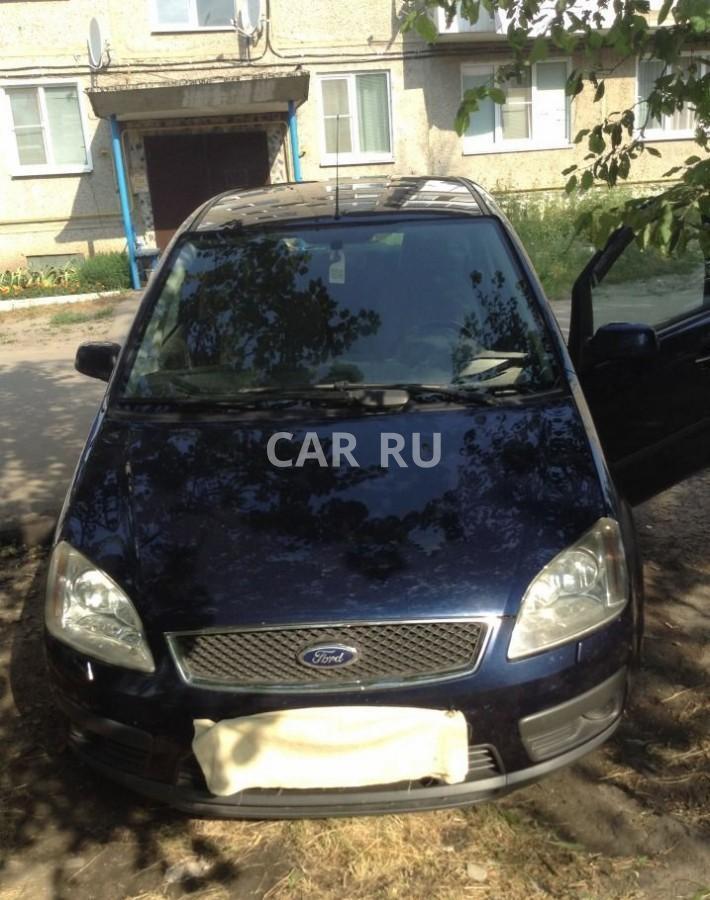 Ford C-MAX, Анна