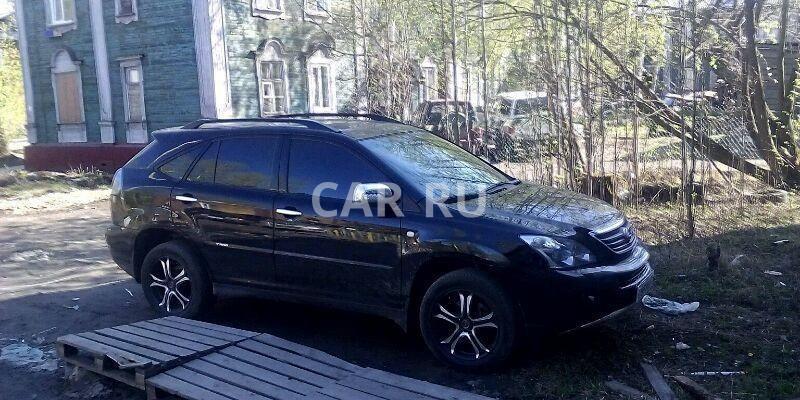 Lexus RX, Архангельск