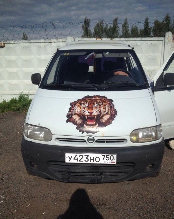 Nissan Vanette, Балашиха