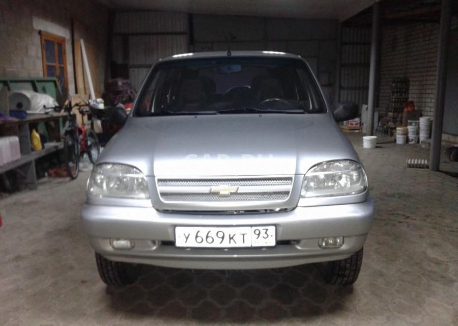 Chevrolet Niva, Апшеронск