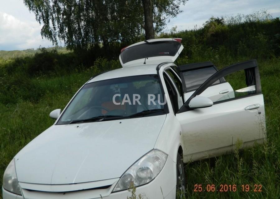 Nissan Wingroad, Акъяр