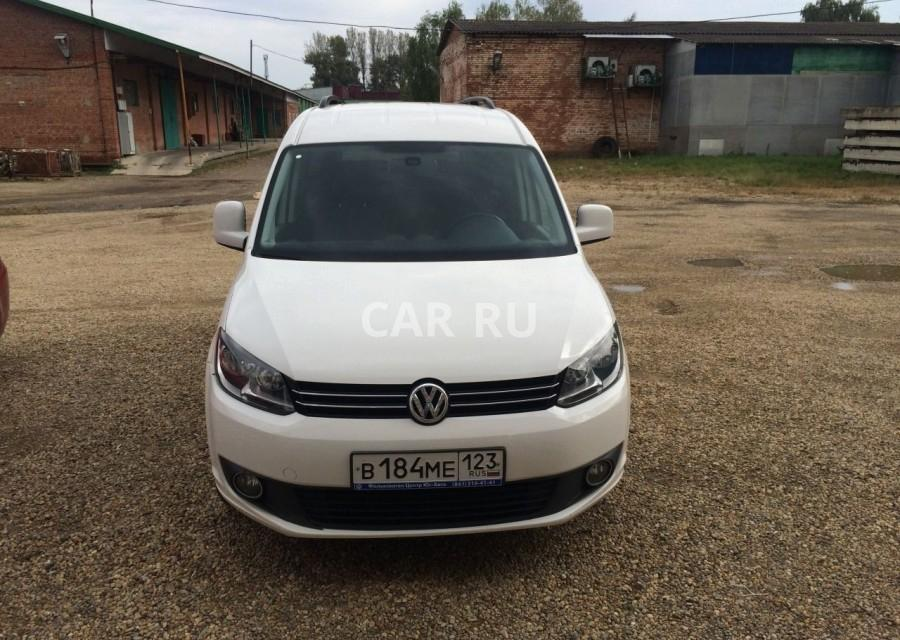 Volkswagen Caddy, Армавир